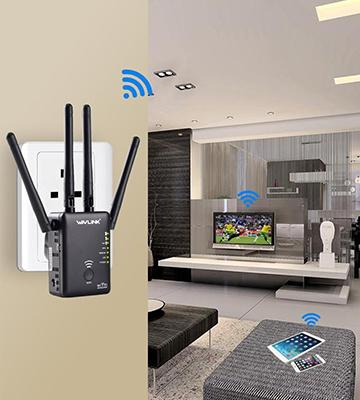 Review of Wavlink AC1200 Dual Band Wifi Range Extender