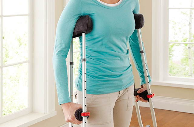 Best Crutches for Fast Recovering