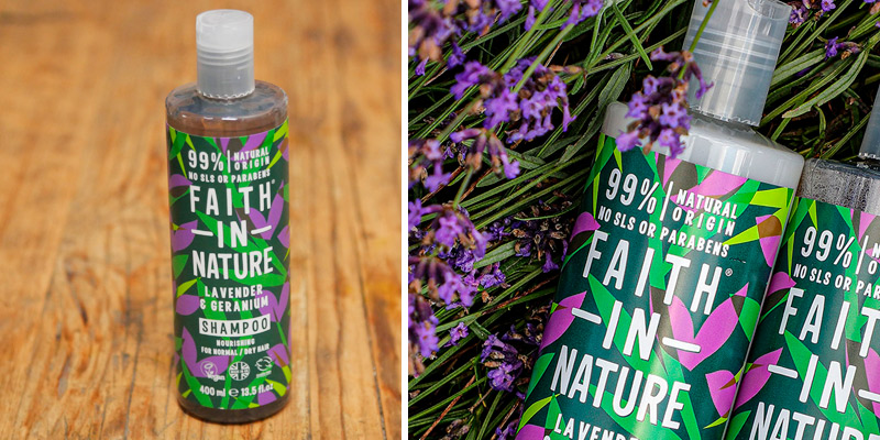 Review of Faith in Nature Lavender & Geranium Normal To Dry Hair