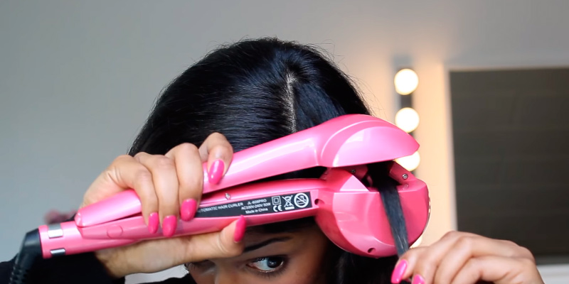 Review of ManKami MK-MF Automatic Hair Curler