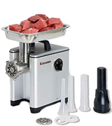 Kitchener Heavy Duty Commercial Grade Electric Meat Grinder