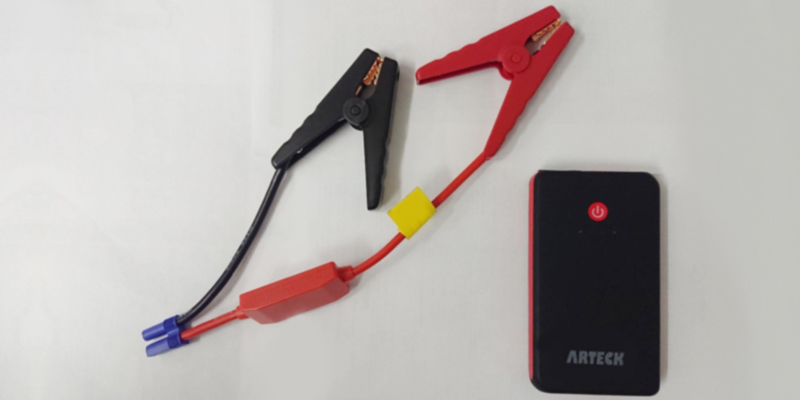 Review of Arteck K12 Car Jump Starter