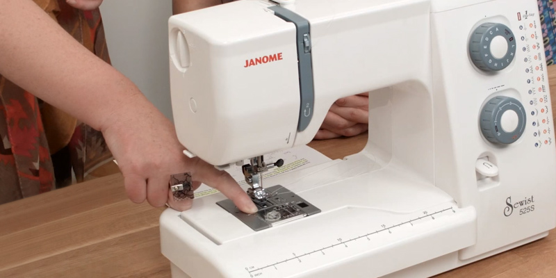 Review of Janome 525S Sewing Machine