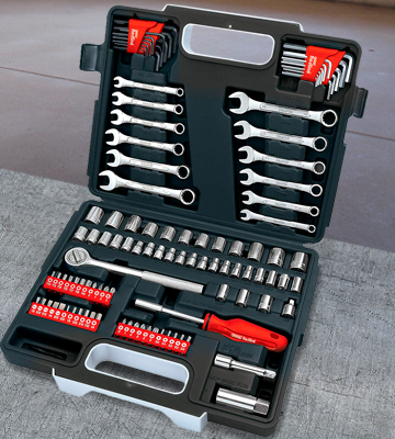 Review of Draper 68504 Redline 107 Piece Mechanics Tool Kit