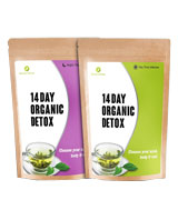 Nutrient Wise Green Detox Tea