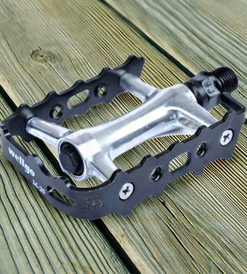 Review of Wellgo M-20 Bicycle Cycling Bike Pedals