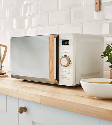 Review of Swan SM22036WHTN Nordic Digital Microwave