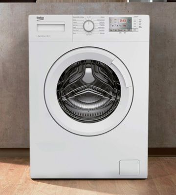 Review of Beko WTG841B2W A+++ Rated Freestanding Washing Machine