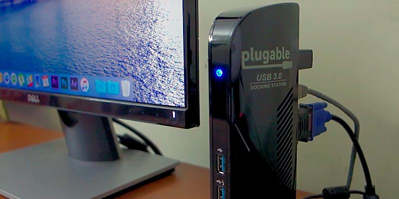 Review of Plugable Technologies UD-3900 Universal Docking Station