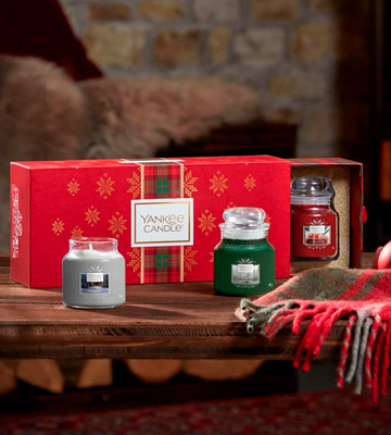 Review of Yankee Candle 1624306 Alpine Christmas Collection