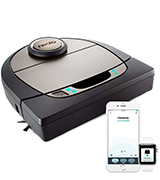 Neato Robotics D701 robot vacuum cleaner with charging station