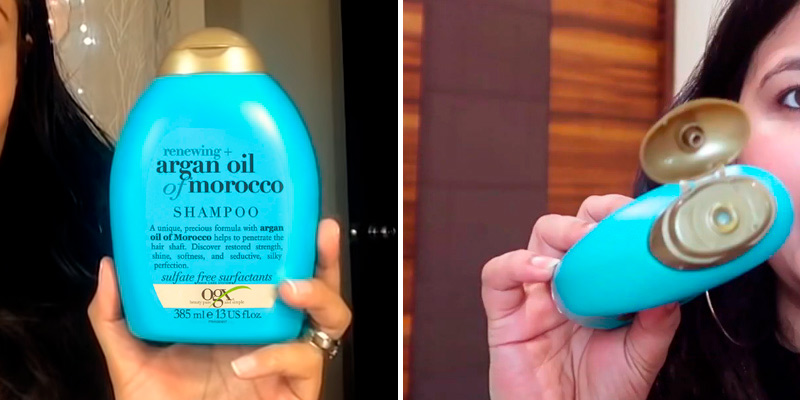 Review of OGX Argan Oil of Morocco Shampoo
