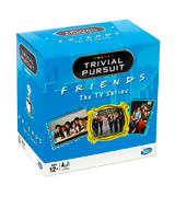 Winning Moves Friends Trivial Pursuit Quiz Game