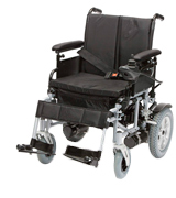 Drive Medical Cirrus Folding powerchair electric wheelchair