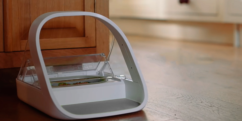 Review of SureFeed Microchip Pet Feeder