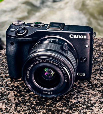 Review of Canon EOS M3 Mirrorless Camera Kit