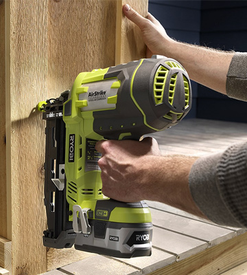 Review of Ryobi R18N16G-0 Finish Nailer