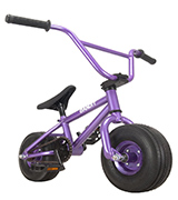 RayGar 2017 Bandit Purple Mini BMX Bike