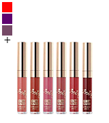 Beauty Glazed 6PCS/ Matte Waterproof Liquid Lipstick