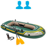 Intex SeaHawk 2 (68347EP) 2-Person Capacity Boat