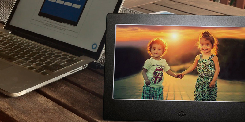 Review of DIGIFLEX Digital Photo Frame