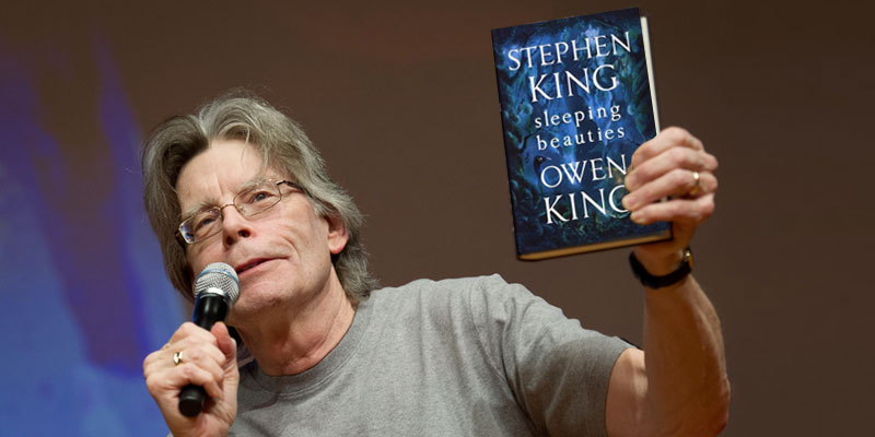 "Detailed review of Stephen King ""Sleeping Beauty"""