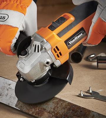 Review of VonHaus 15/043 Angle Grinder