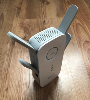 Review of TP-LINK RE650 AC2600 Universal Dual Band Range Extender