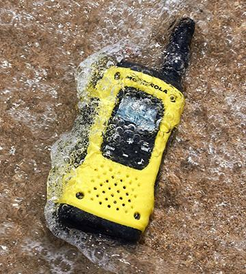 Review of Motorola Tlkr T92 H2O PMR446 Waterproof 2-Way Radio