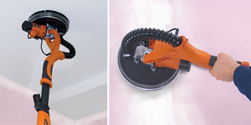 Review of Evolution R225DWS Dry Wall Sander with LED Torch