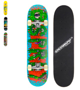 Osprey 31 Inches Beginners Double Kick Trick Skateboard