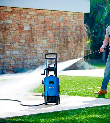 Review of Nilfisk C 135 bar High Pressure Washer with Induction Motor