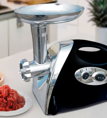 Review of BARGAINS-GALORE 2826500 Electric Meat Grinder