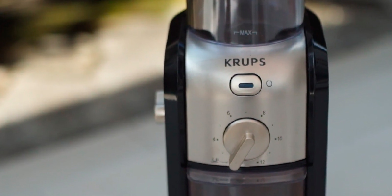 Review of KRUPS GVX231 Expert Burr Coffee Grinder