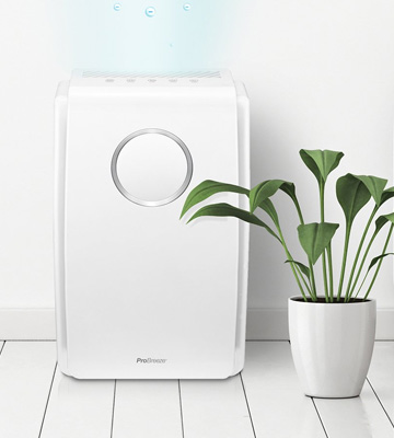 Review of Pro Breeze 5-in-1 Air Purifier with True HEPA Filter