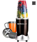 Nutribullet NBR-0801B Smoothie Maker Bullet blender