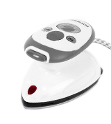 Duronic Si2 Travel Steam Iron with Brush and Pouch