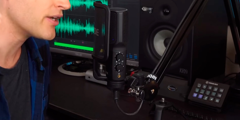 Detailed review of Rode NT-USB Condenser Microphone