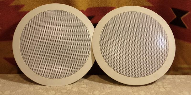 Detailed review of Polk Audio RC60i High Performance In-Ceiling Speakers