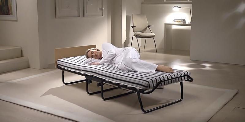Review of Jay-Be Venus Folding Guest Bed with Dual Airflow Mattress