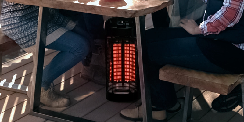Review of Blumfeldt Guru 360 Infrared Heater
