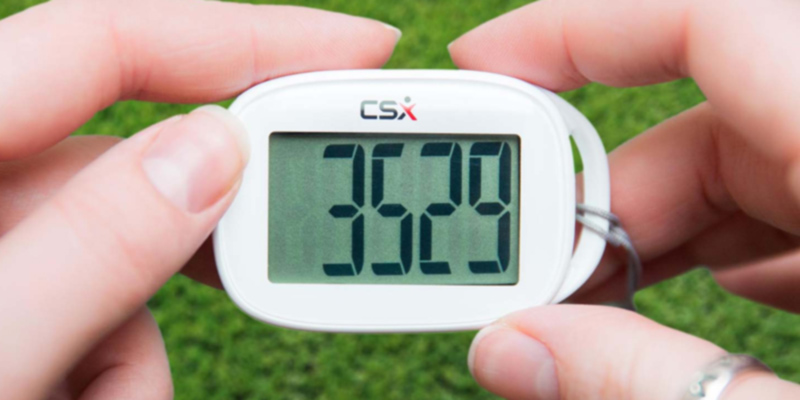 Detailed review of CSX P301S Pedometer