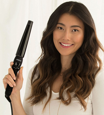 Review of Xtava Twist Twist Curling Wand