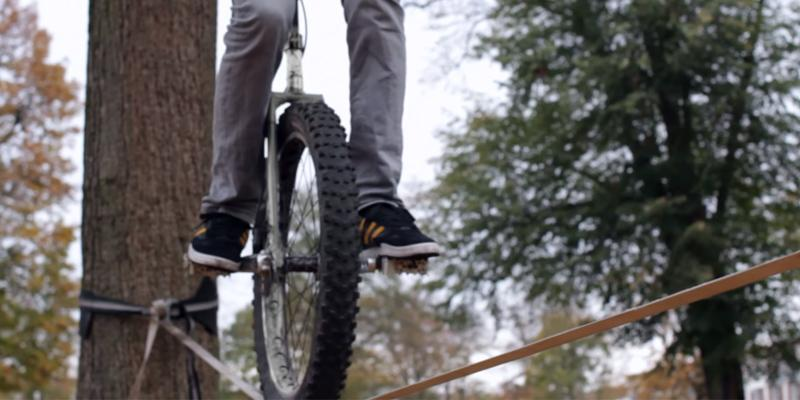 "Review of Fun Chrome 20"" Unicycle"