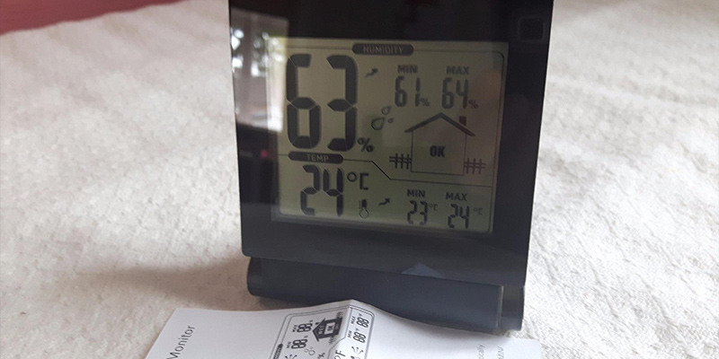 Review of Pictek Multifunctional Temperature Humidity Monitor