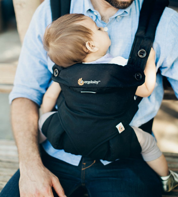 Review of Ergobaby BC360ABLK Baby Carrier Collection 360