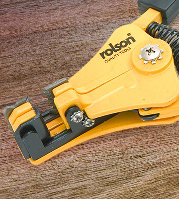 Review of Rolson Tools 20857 Automatic Wire Striper