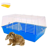 Little Friends Rainbow 59 Rabbit Cage