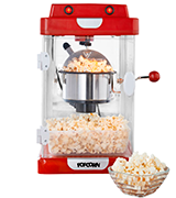 Global Gizmos 54500 Cinema Style Party Popcorn Maker Machine