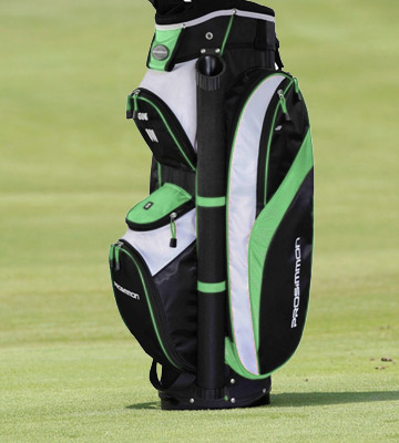 Review of Prosimmom Tour 14 Way Cart/Trolley Golf Bag